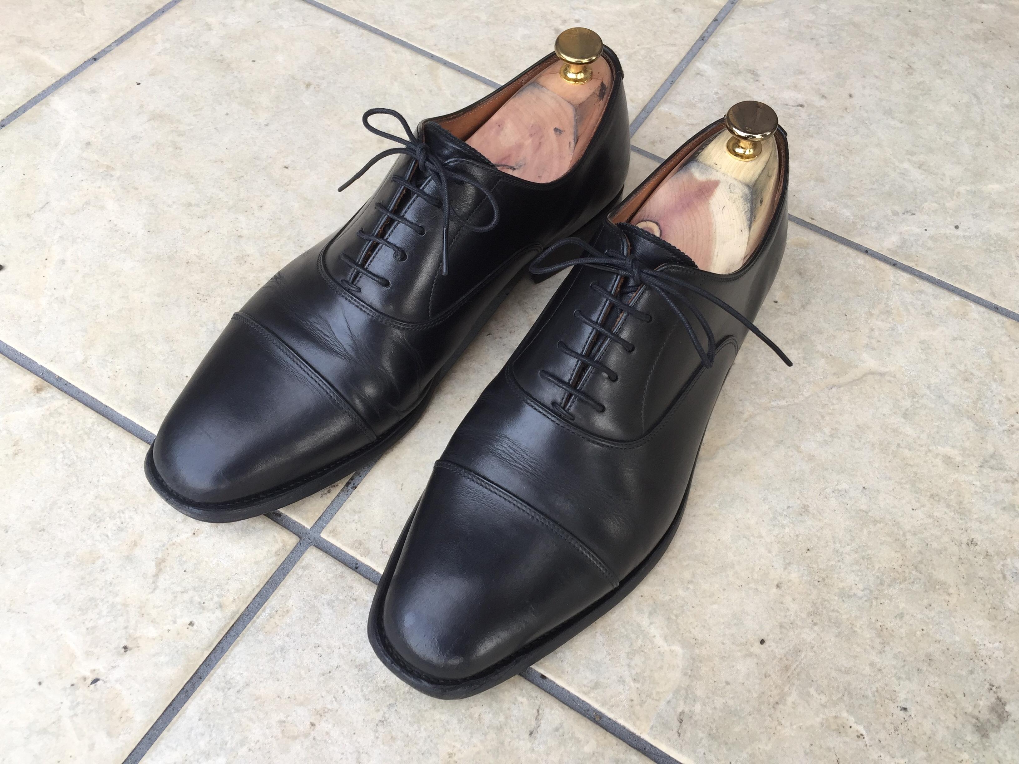 良い靴を履いて公務員試験の面接に臨もう