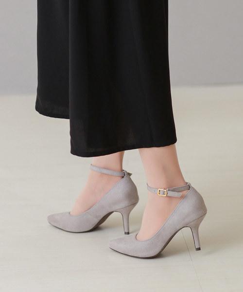 女性公務員の靴②ハイヒール