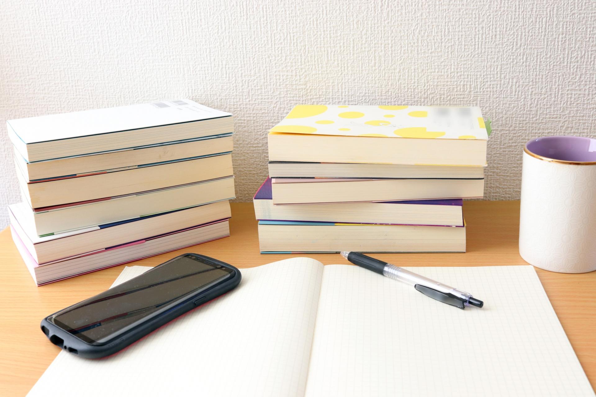 独学で公務員試験に挑む社会人におすすめする参考書【勉強法とセットで解説】